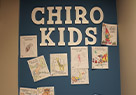 Thumbnail of Optimize Chiropractic 's lobby kids wall